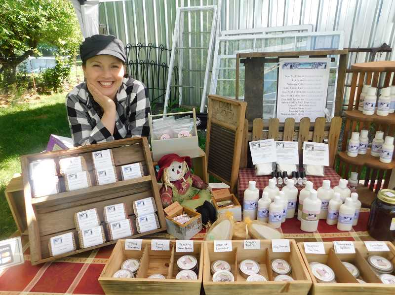 PMG FILE PHOTO - Connect with vendors at the Estacada Farmers Market this weekend.