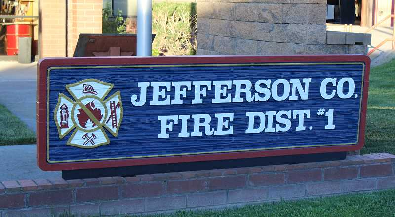 HOLLY M. GILL/MADRAS PIONEER - COIC, Firewise and the Jefferson County Fire District offer tips and possibly even funding to assist with making the area around your home resistant to wildfire.