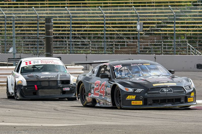 COURTESY SCAA - The SCCA Hoosier Super Tour will feature fast Grand Touring cars from all over the western United States, competing for an invitation to the SCCA National Championship event to be held at Virginia International Raceway in October.