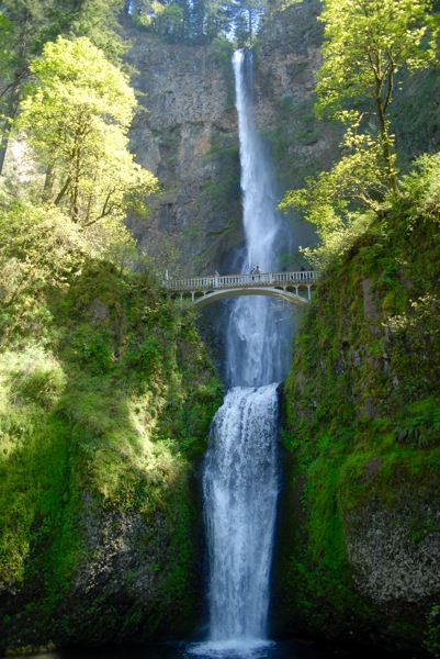 PMG FILE PHOTO: MATT DEBOW - Most of Multnomah Falls trails will be closed until Wednesday, May 15.