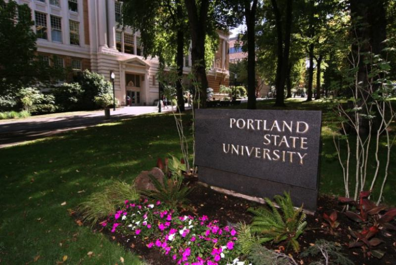 COURTESY PHOTO - Portland State University is shown here.