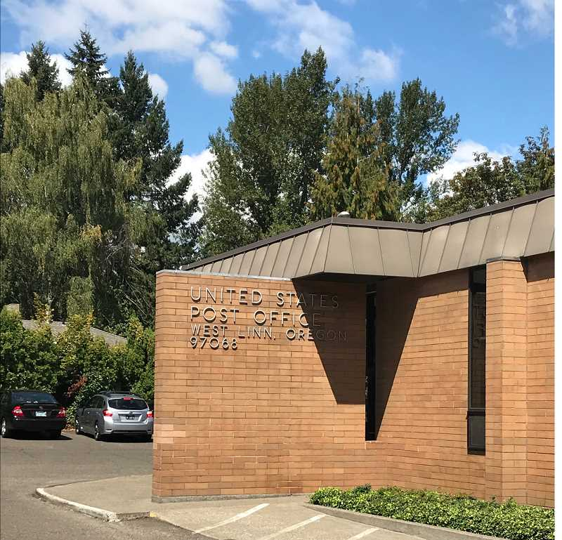 PMG PHOTO - The lease for the West Linn Post Office will expire in October.