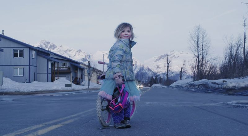 COURTESY: FILMED BY BIKE - 'Blue' by Aly Nicklas screens at Filmed By Bike.