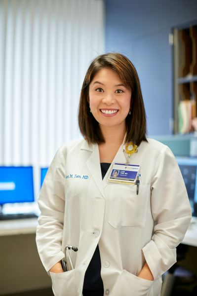COURTESY: PROVIDENCE - Cardiologist Dr. Lori Tam says a screen time and processed food lifestyle in youth can lead to cardiovascular problems later in life.