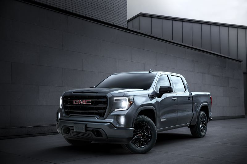 COURTESY GMC - New features on the 2020 GMC Sierra include adaptive cruise control, a 3.0-liter turbo-diesel engine option, and expanded availability of the 10-speed automatic transmission.