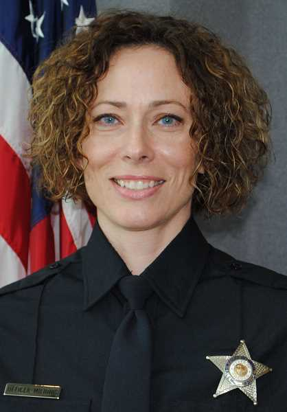 SALEM POLICE DEPARTMENT - Salem Police officer Michelle Pratt.