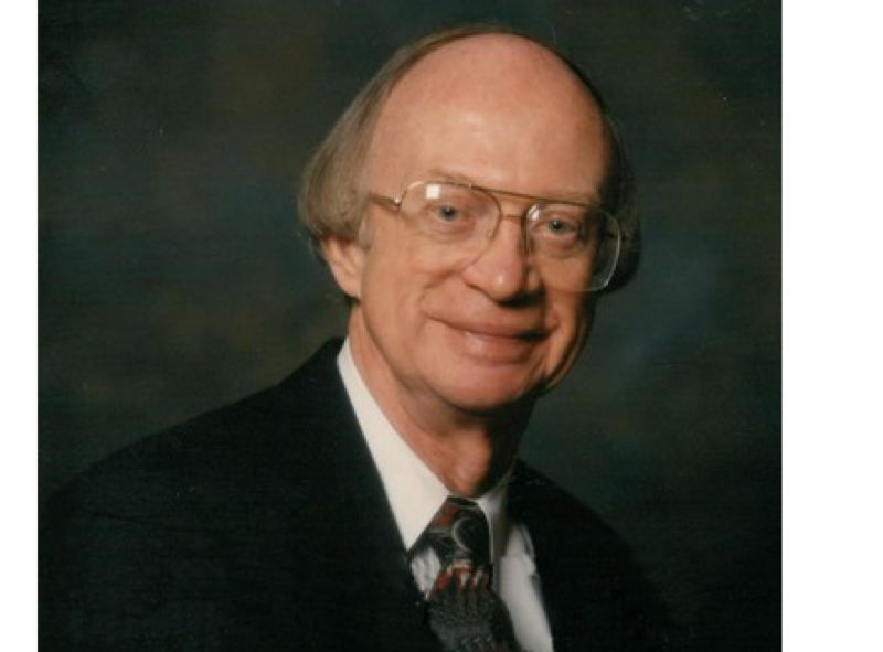 Robert Stehn, founder/owner of Stehn Funeral Chapels