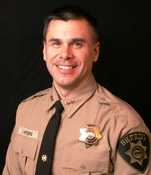 PMG FILE PHOTO - Marion County Sheriff Jason Myers