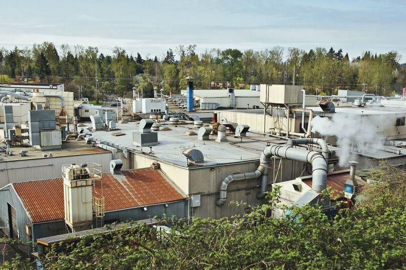PMG FILE PHOTO - Precision Castparts has a long history of toxic emissions near its Southeast Portland plant.