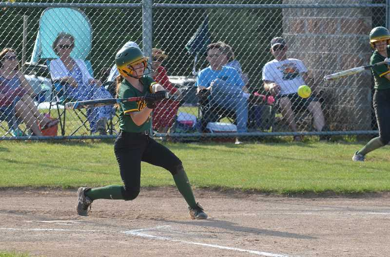 PMG FILE PHOTO: TANNER RUSS - Colton's softball squad once again advances to the postseason.