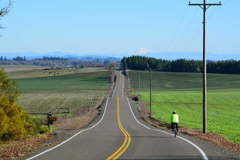 COURTESY PHOTOS - Cycle Oregon will hold the fourth-annual Joyride for women bicyclists of all ages and abilities June 22. Sign up now.