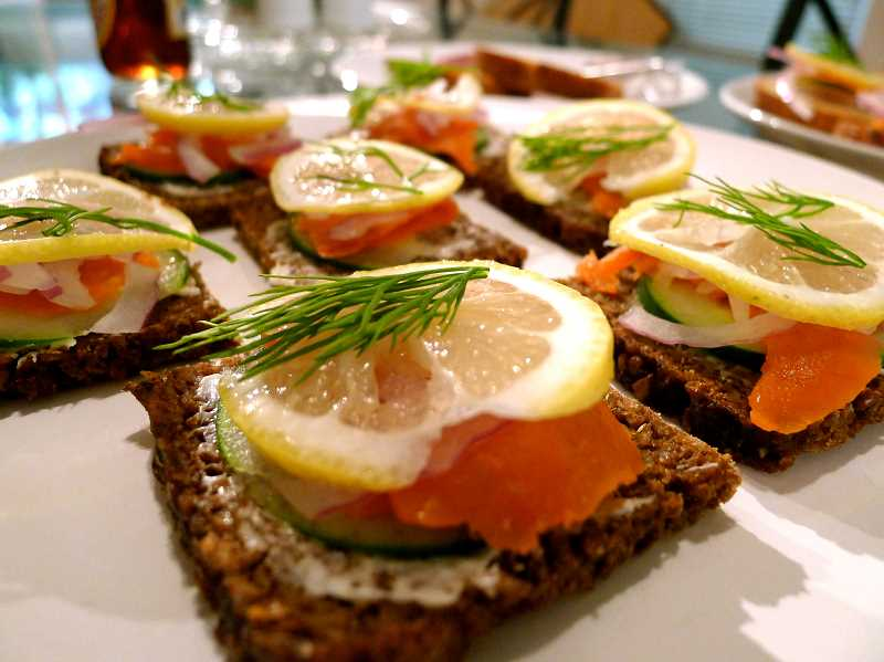 Attend a Danish springtime dinner May 25 from 7 to 9 p.m. at Nordic Northwest in Portland. The event features smorrebrod (open faced sandwiches) prepared with Oregon ingredients by Danish culinary students, paired with Oregon wines. Get tickets now.