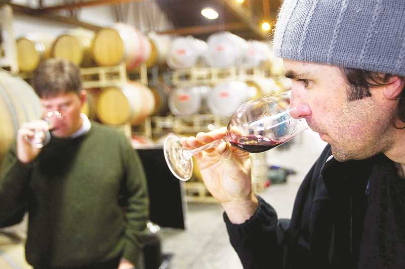 GRAPHIC FILE PHOTO - Natalie's Estate Winery and ROCO Winery will open thier doors to tasters during the annual Memorial Day events in the area.