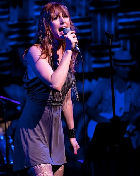 COURTESY: ALICIA WITT MUSIC - People might recognize Alicia Witt from TV shows and movies, but she's also an accomplished musician, and she'll perform at Lola's Room on May 26.