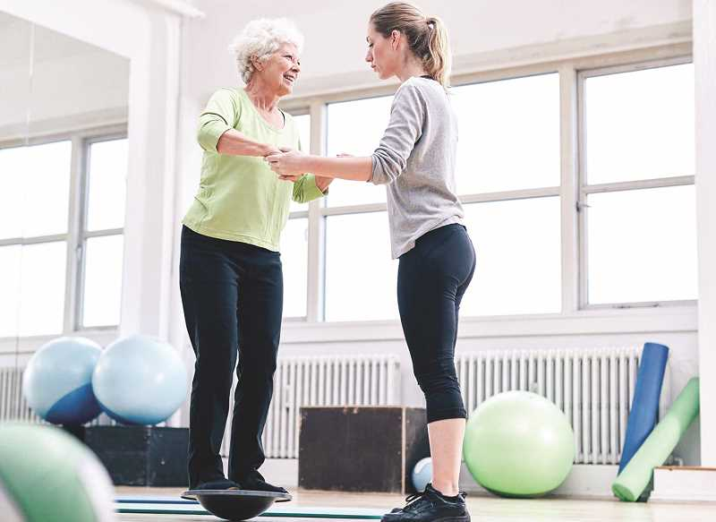 PHOTO COURTESY OF PARKINSON'S RESOURCES OF OREGON   - Parkinson's disease affects 1% of adults older than age 60. Parkinson's Resources of Oregon estimates 25,000 people in Oregon and Southwest Washington have the neurological disorder.
