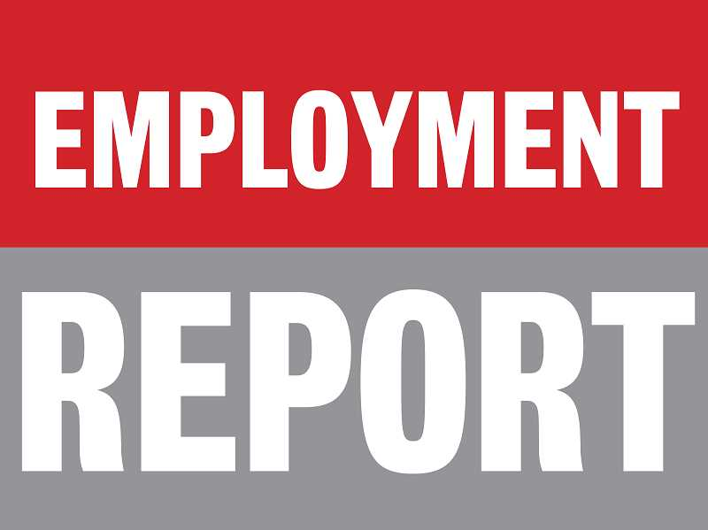 MADRAS PIONEER LOGO - Oregon's unemployment was at 4.3% in April, down slightly from 4.4% in March.