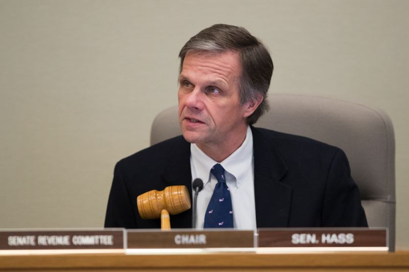 PMG FILE PHOTO - State Sen. Mark Hass of Beaverton worked on the school funding tax bill.