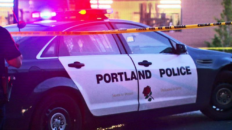PMG FILE PHOTO - A Portland police vehicle.