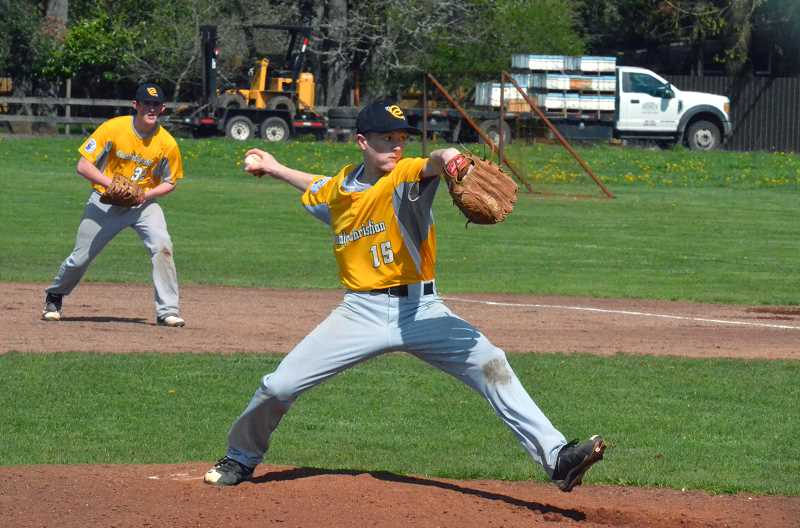 PMG FILE PHOTO: TANNER RUSS - Country Christians league schedule was rough, but the team bookended its season with a strong series of games.
