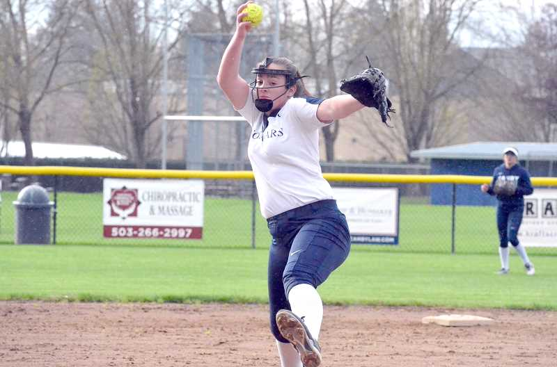 PMG FILE PHOTO: TANNER RUSS - Canby softball's season came to a heartbreaking end against Jesuit.