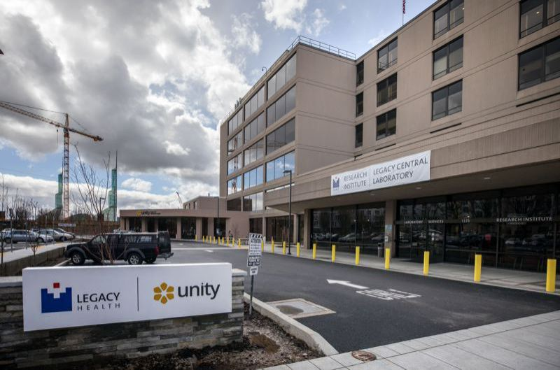 PMG FILE PHOTO - The Unity Center for Behavioral Health in Northeast Portland.