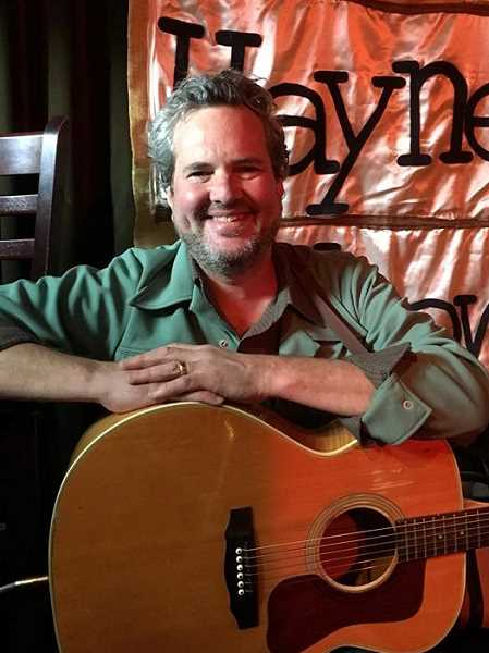 COURTESY PHOTO  - Ed Haynes is one of the musicians featured in the Waynes World Coffee House concert taking place June 7 at Lake Oswego United Methodist Church.