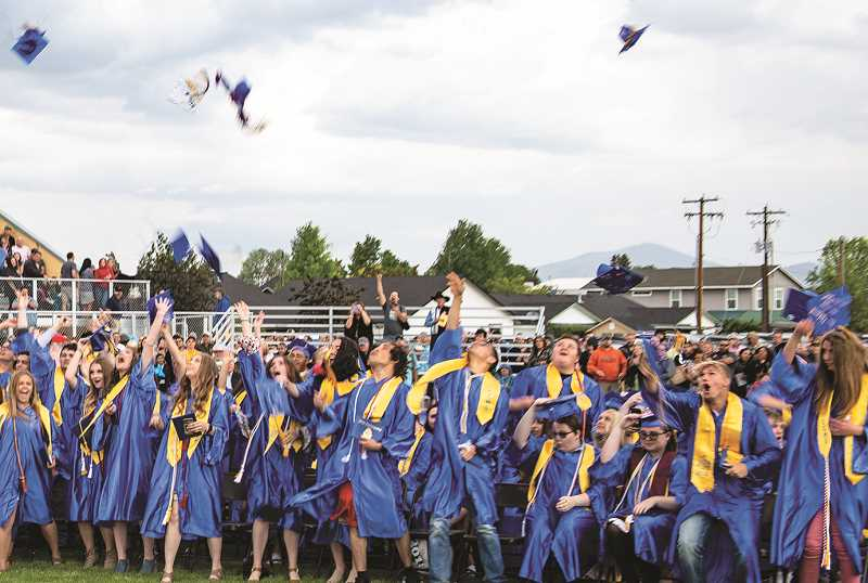 CENTRAL OREGONIAN - Crook County High School seniors have one week until their big day.