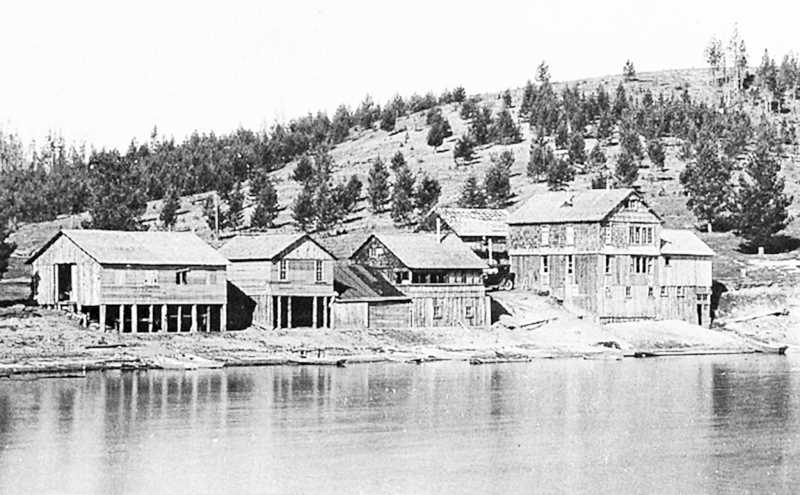 PHOTO COURTESY OF BOWMAN MUSEUM
