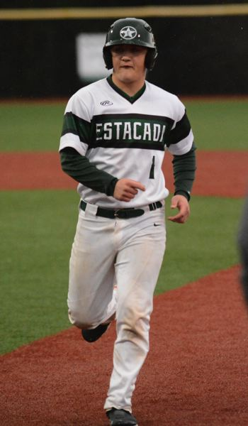 PMG PHOTO: DAVID BALL - Nick Keller hit .405 out of the No. 2 spot in the baseball lineup.