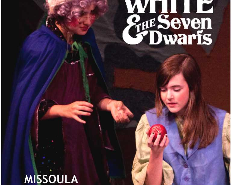 COURTESY PHOTO  - Missoula Childrens Theater returns to Lake Oswego to work with area children in producing Snow White and the Seven Dwarfs during the Festival of the Arts. Auditions are free. Sign up now for auditions happening June 17.