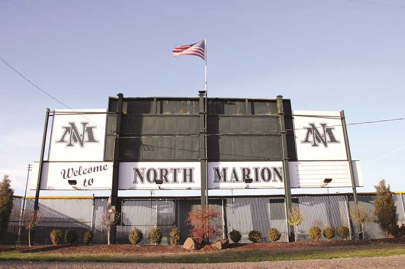 PMG PHOTO: TANNER RUSS - North Marion High School is set to host the 4A All-Star series.