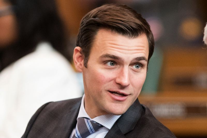 PMG FILE PHOTO - Rep. Dan Rayfield of Corvallis is a big supporter of the finance limit plan.