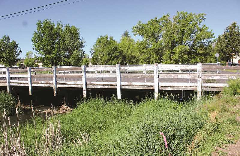 JASON CHANEY - Work on replacing the Elm Street bridge will begin in early July and take several months.