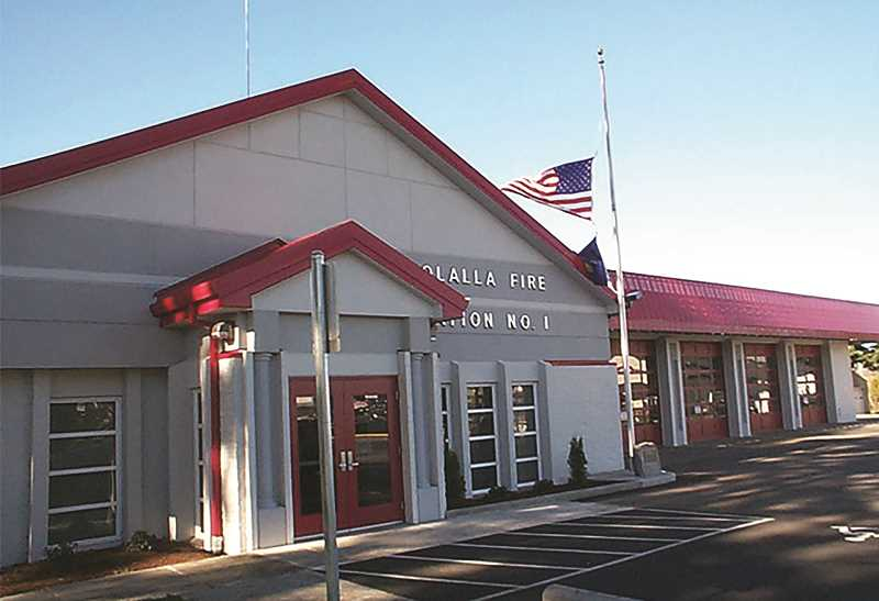 COURTESY PHOTO: MOLALLA FIRE - Molalla Fire District invites the community to an open house on July 6.