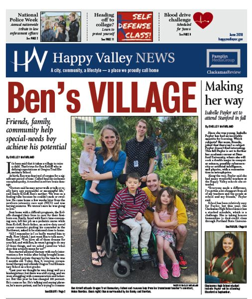(Image is Clickable Link) Happy Valley News - June 2019