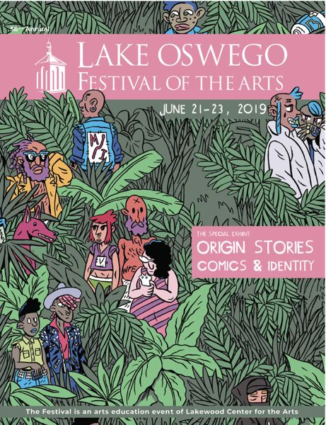 (Image is Clickable Link) Lake Oswego Festival of the Arts 2019