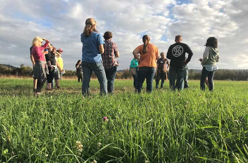 The three-day pasture workshop will offer help to Canby-area residents dealing with pastures and how to get the most out of them.