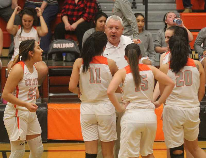 STEELE HAUGEN - Former CHS girls basketball coach Scott Fritz decided to stop coaching after a decade of coaching at Culver and was replaced by Erin Brunten.