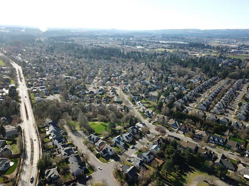 PMG PHOTO - According to cenus data, Wilsonville was the fourth highest growing city in the Portland metro area from July 2017 to July 2018.