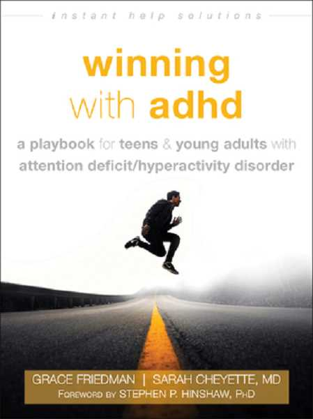 COURTESY PHOTO - Winning With ADHD