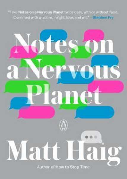 COURTESY PHOTO - Notes on a Nervous Planet