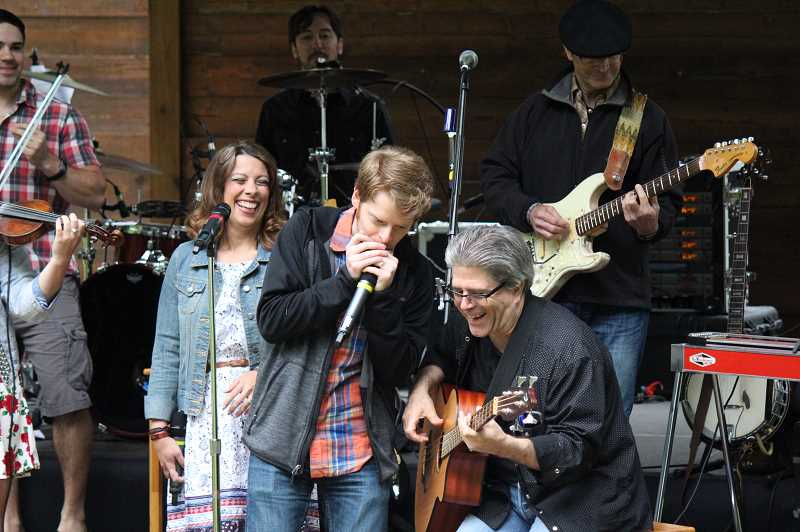 COURTESY PHOTO - The Aspen Meadow Band will host its fourth annual Tractors, Trucks and Teddy Bears concert on Saturday, June 15.