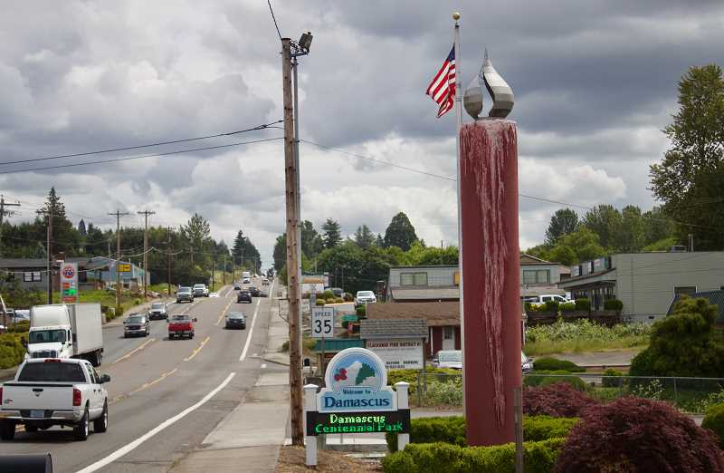 PMG PHOTO: CHRISTOPHER KEIZUR - Damascus finds itself once again facing divisive politics after an Oregon Court of Appeals ruling raised the question of whether it is a city.