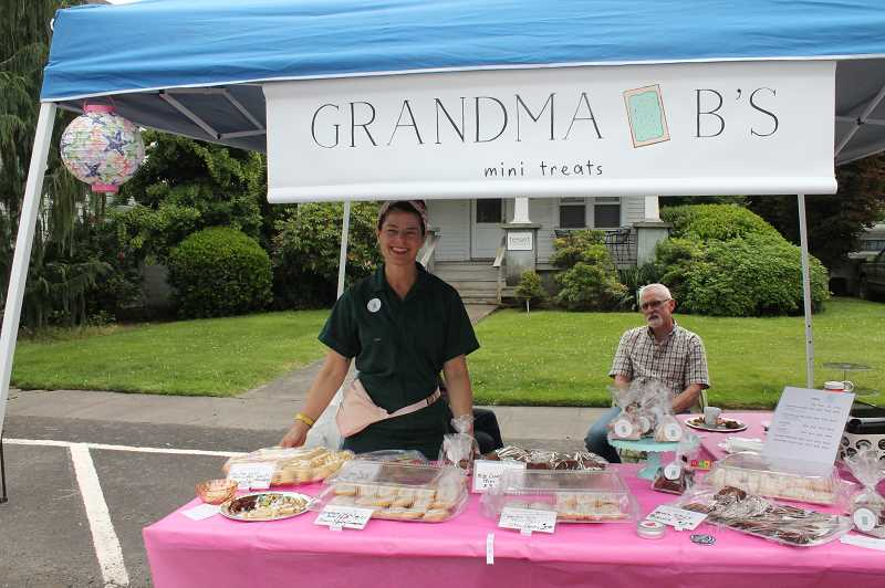 PMG PHOTO: HOLLY BARTHOLOMEW - Grandma Bs offers  a variety of home made treats, some of them modeled after grocery store favorites like Pop-tarts and Twinkies.