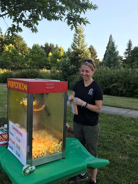 COURTESY PHOTOS  - Bring the whole neighborhood to the summer Movies in the Park. Free screenings of movies are planned Friday evenings at dusk.