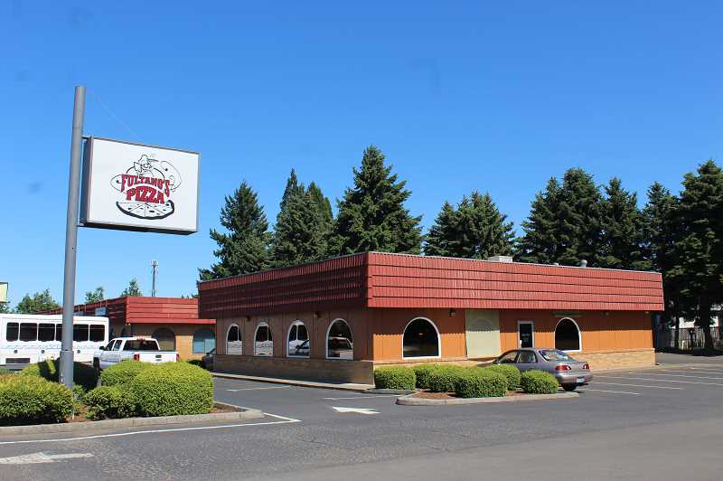 PMG PHOTO: KRISTEN WOHLERS - Fultano's Pizza is located on Highway 99E in Canby.