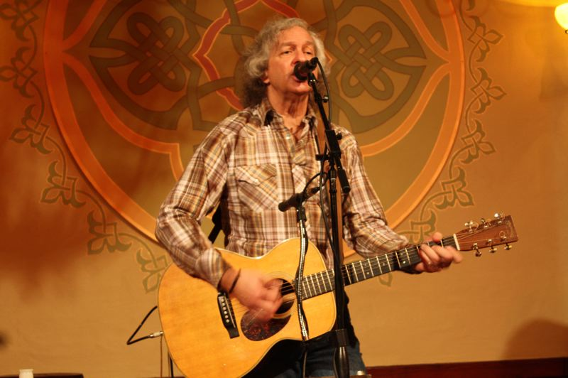 COURTESY PHOTO: WARREN FLOYD - Floyd will perform one of his semi-regular solo shows on Saturday, June 15, in the McMenamins Edgefield Winery Tasting Room.