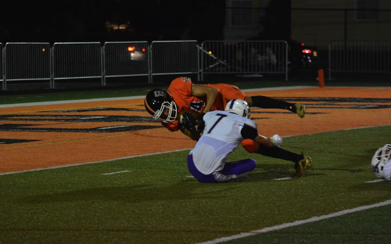TIMES FILE PHOTO - Beaverton senior wide receiver Ethan Wilborn will represent the Beavers in the Les Schwab Bowl.