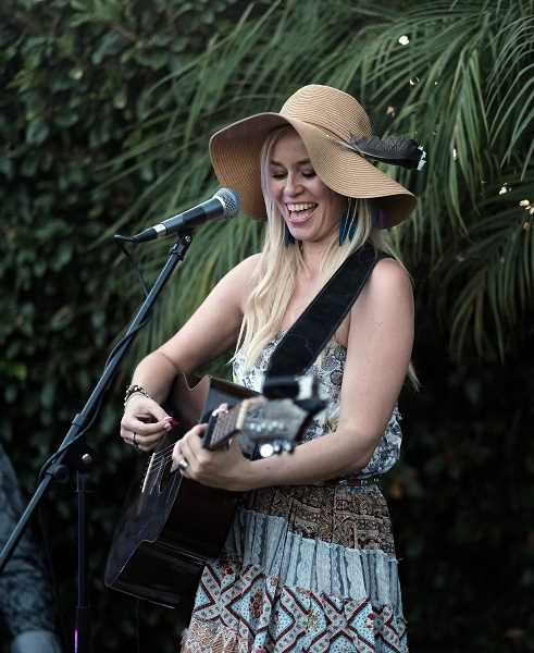 COURTESY PHOTO: JONAS WESTIN - Sofia Talvik is an Americana/folk musician based in Germany who is currently touring the United States, with a date planned in Gaston.