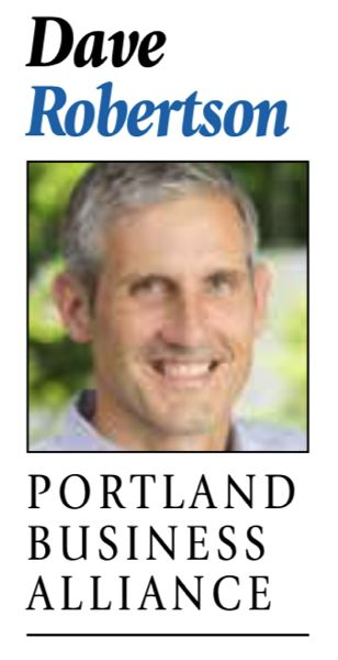 COURTESY: PORTLAND BUSINESS ALLIANCE - Dave Robertson on fixing PERS.